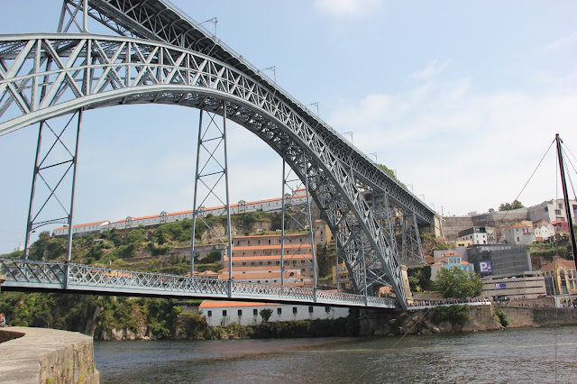dom luis i bridge porto