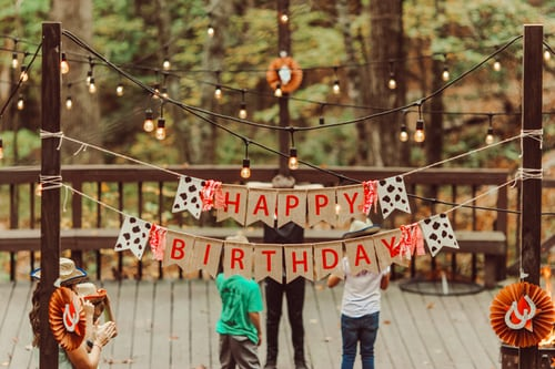 How to Plan a Surprise B-Day Party for Your Special Guy