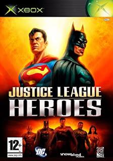 Justice League Heroes Xbox 360 Baixar