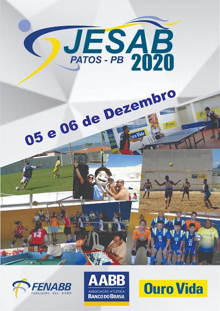 AABB – Patos realiza a Jornada Esportiva Estadual de AABBs – JESAB