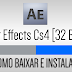 [DOWNLOAD] After Effects [32 BITS]