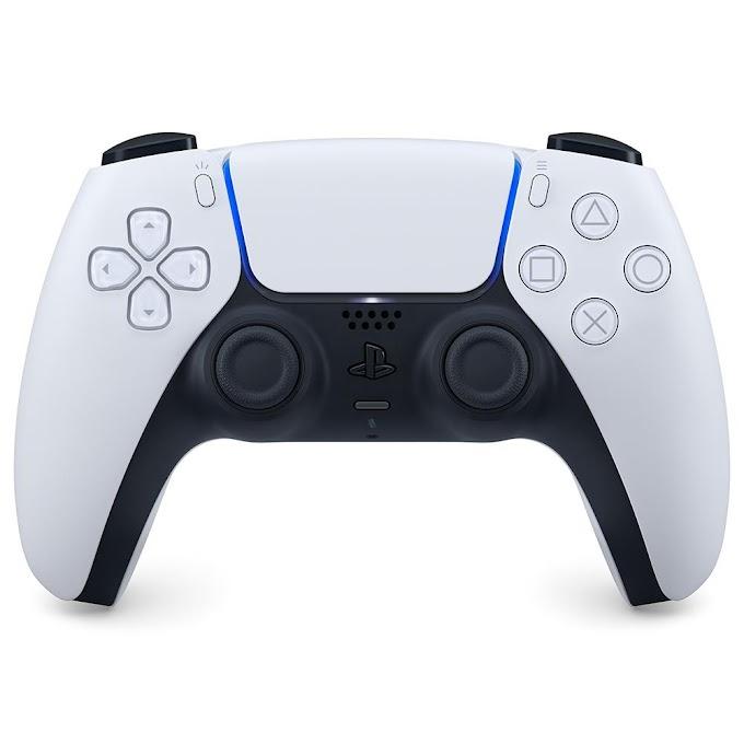 Controle sem fio Sony DualSense para PlayStation 5 (PS5)
