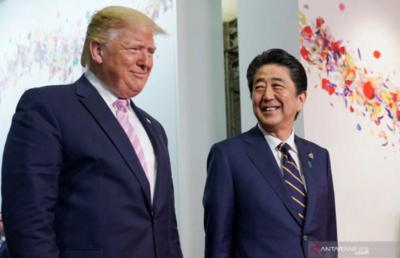 Presiden AS Rayu Jepang agar Beli Produk Pertanian AS
