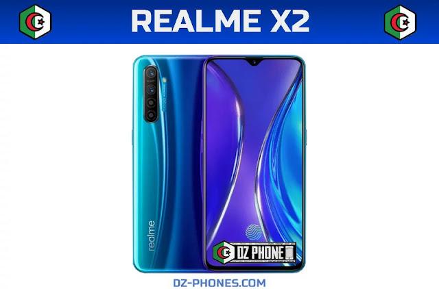 ٌريلمي x2 السعر والمواصفات في الجزائر Realme X2 Prix Algérie