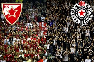 Sejarah Rivalitas Partizan Dan Red Star Belgrade