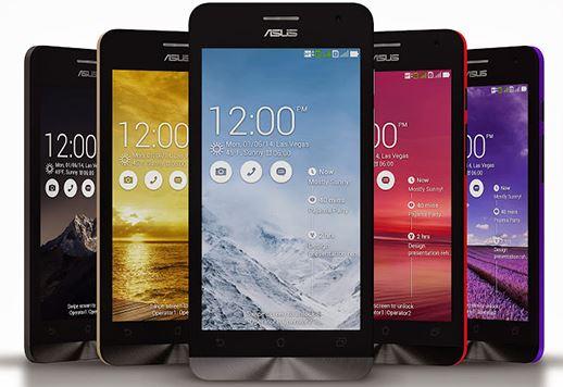 Flash Firmware Asus ZenFone 5 T00F atau T00J