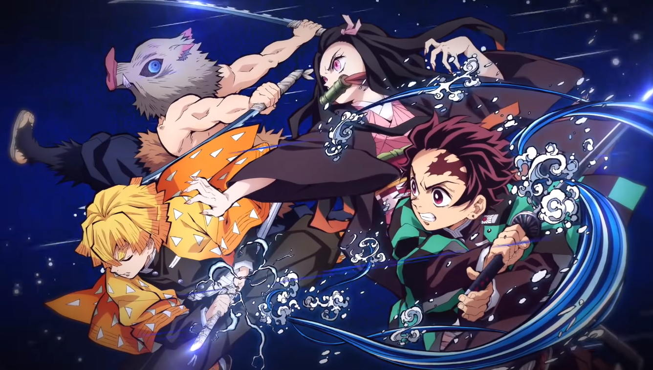 Inilah Video Preview Game Smartphone Demon Slayer: Kimetsu no Yaiba