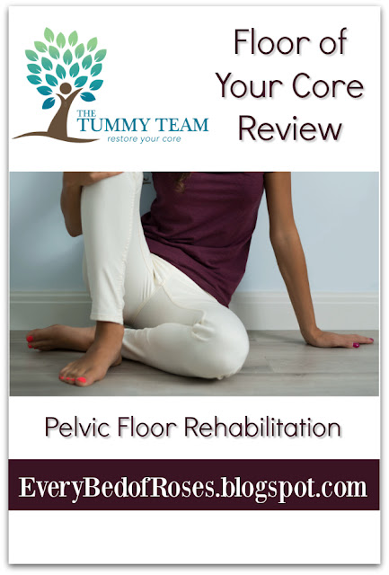 Floor of Your Core (Pelvic Floor) by the Tummy Team Rehabilitation at Home Review