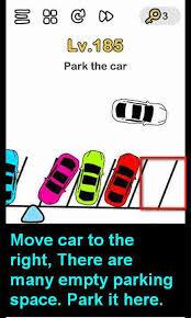Jawaban Parkir Mobil Brain Out