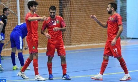 كرة الصالات / الودية: فوز المنتخب الوطني على نظيره الأوزبكي (5-3)