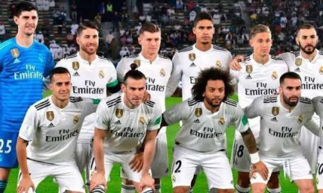 زيدان يختار 19 لاعبًا في قائمة ريال مدريد لمواجهة سالامانكا في الكأس