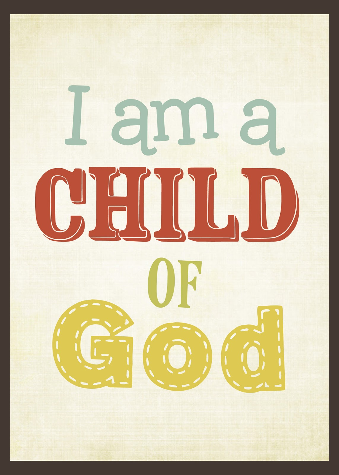 Lds Primary Printables