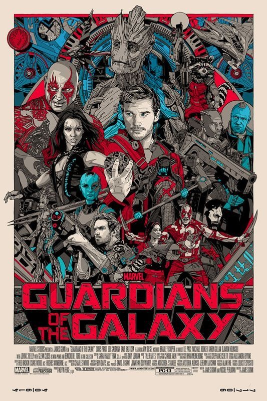 Guardians of The Galaxy | Marvel