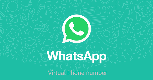 WhatsApp Virtual Phone number