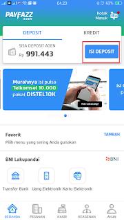 Jualan Pulsa Paling Murah Dan Transaksi Lancar Dengan Payfazz