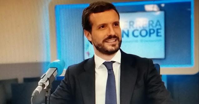Pablo Casado. Entrevista en COPE