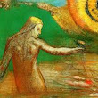Fantastic, Surreal, Mysterious and Imaginary Art: Odilon Redon