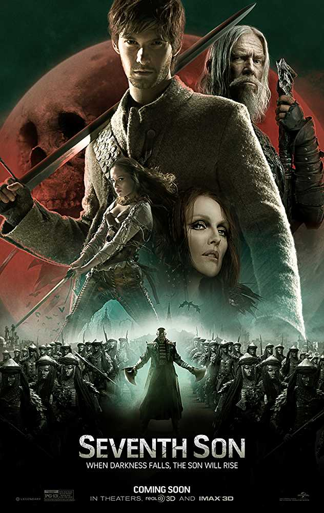 Poster Seventh Son 2014 Full HD Hindi Movie Download Dual Audio