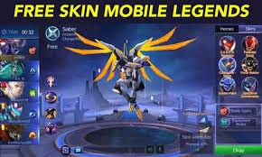 Cara Mendapatkan Skin Permanen Gratis di Mobile Legends