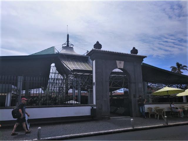 Mercado de Abastos en Ponta Delgada