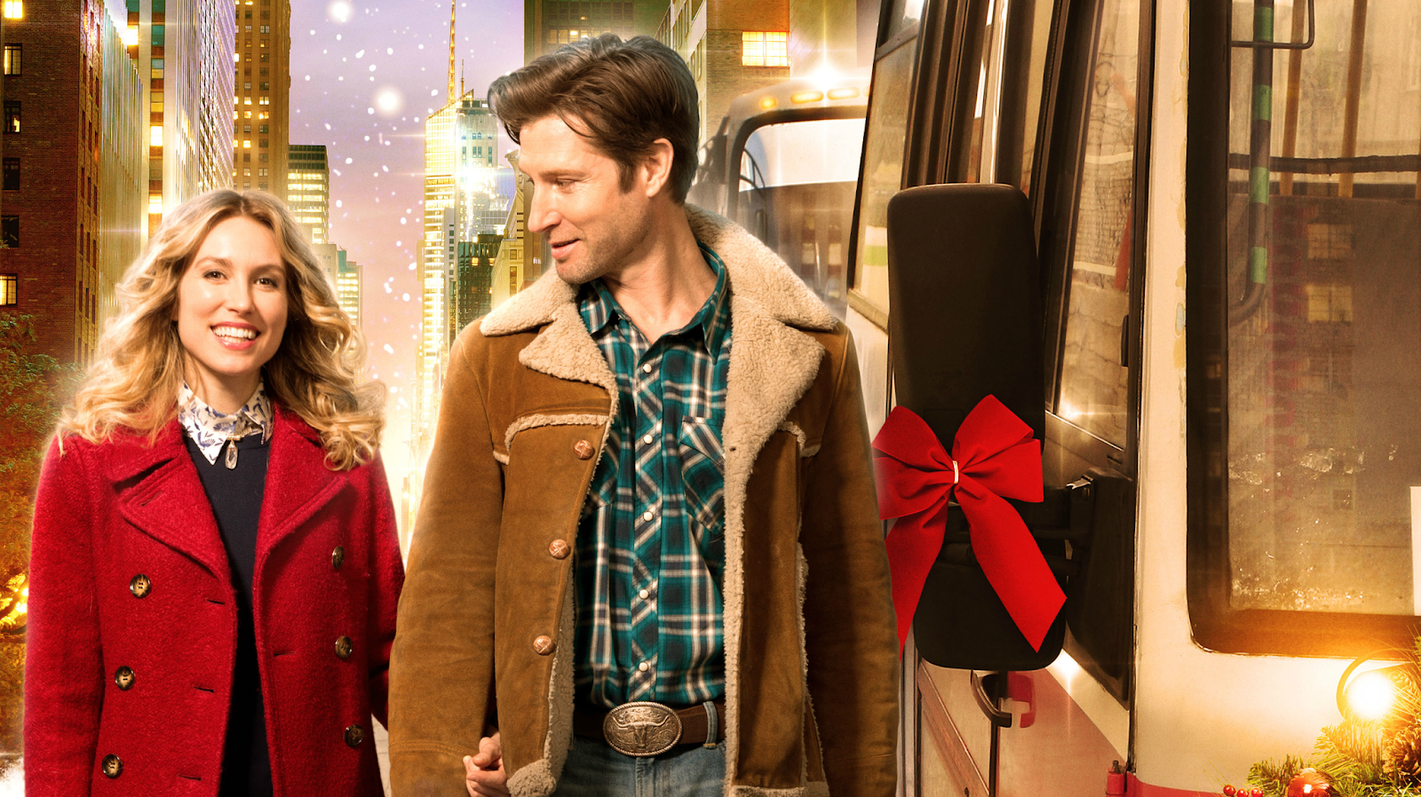 One Starry Christmas Holly Jensen Sarah Carter Luke Shetland Damon Runyan Hallmark