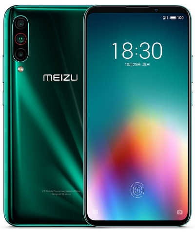 Meizu 16T Launched with 6.5-inch FHD+ AMOLED display, Snapdragon 855, 8GB RAM, triple rear cameras