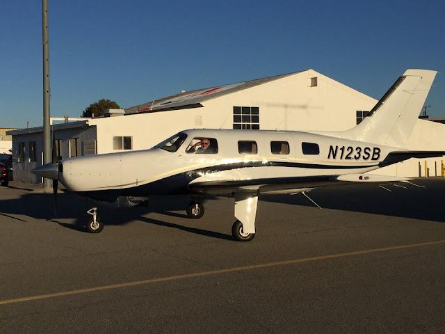 Kathryn's Report: Piper PA-46-310P Malibu, N123SB: Fatal accident