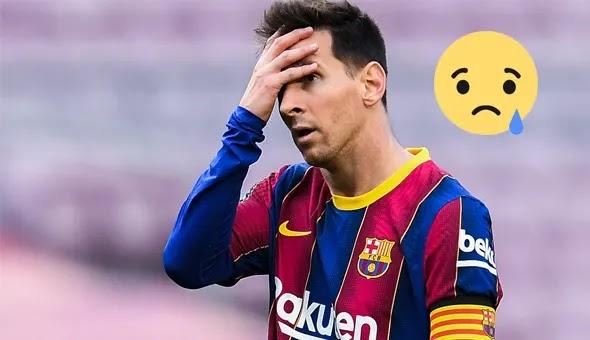 سبب رحيل ليونيل ميسي عن برشلونة