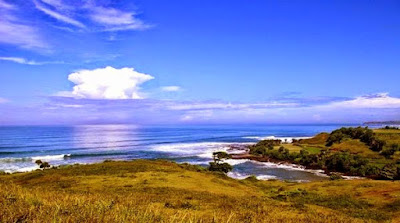 Pantai Puncak guha Garut