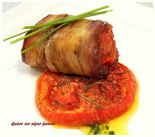 http://cosas-mias-y-demas.blogspot.com.es/2016/05/tomate-confitado-con-rollito-de.html