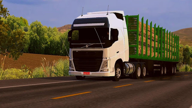 World Truck Driving Simulator v1.118 APK