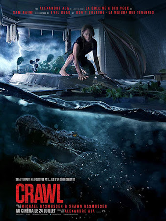 Watch Online Crawl 2019 720P HD x264 Free Download Via High Speed One Click Direct Single Links At WorldFree4u.Com