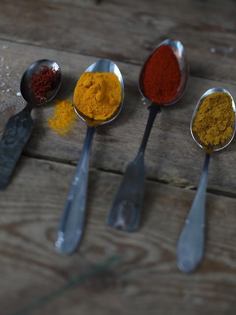 stilllife, spices, valokuvaus, mausteet