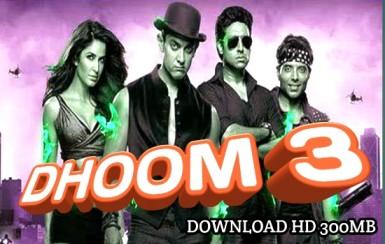 Dhoom 3 (2013) Aamir KhanMovie Download 1080p 300mb, dhoom movie download