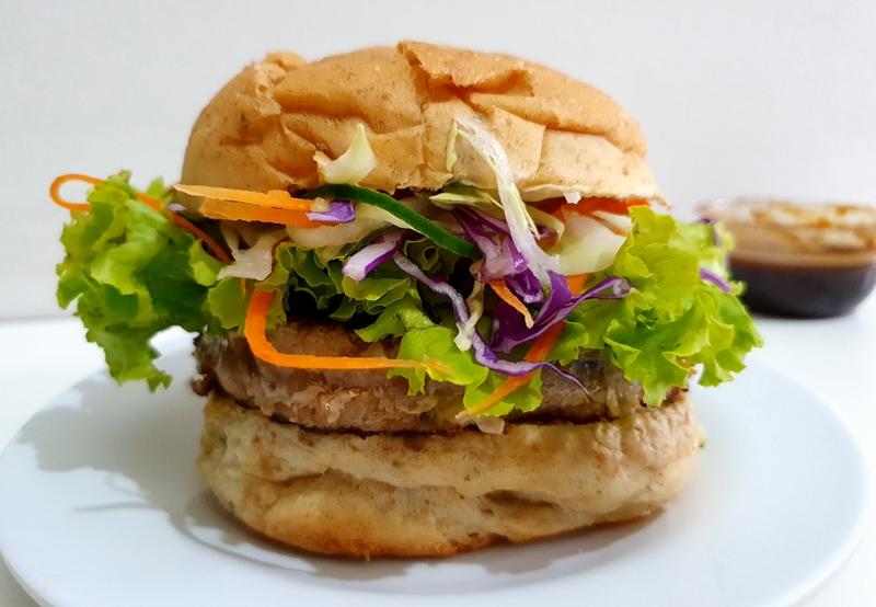 Hambúrguer em Vitória: opções veganas e saudáveis