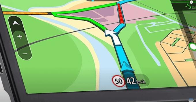 GPS Navigation | Street View