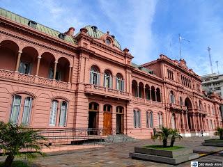Visita guiada à Casa Rosada de Buenos Aires - Argentina