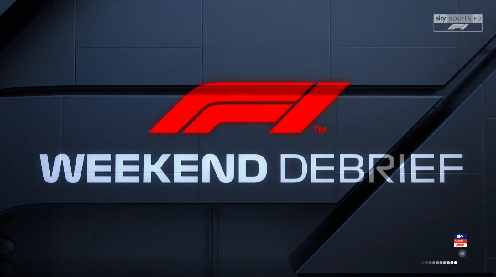F1 2019 Canadian GP - Weekend Debrief