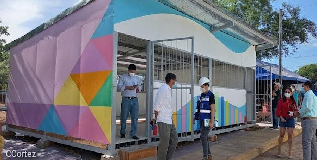 Estudiantes nicaragüenses afectados por el huracán IOTA tendrán clases normales
