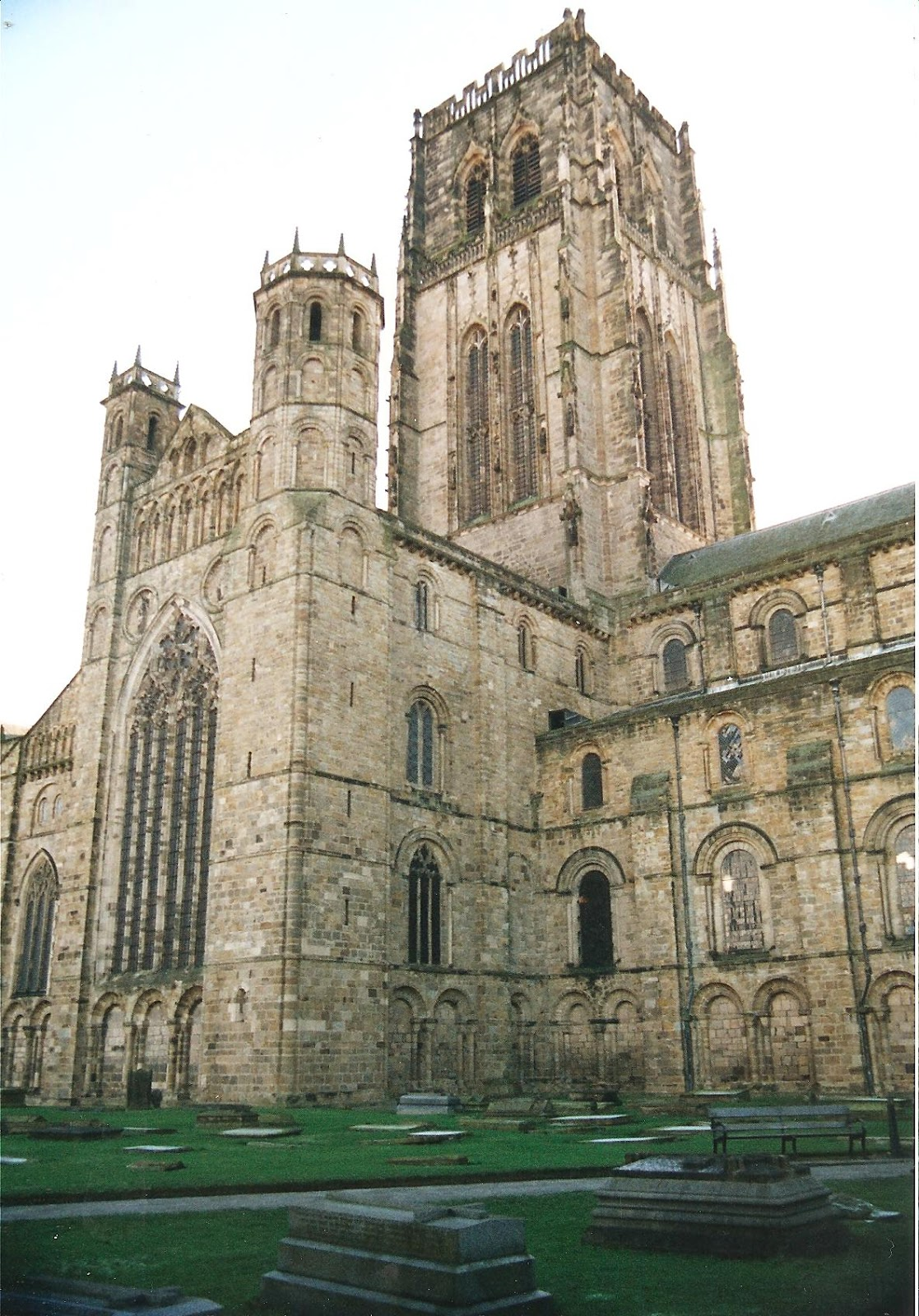 A history of the construction of the durham cathedral