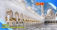 √ Ketahuilah Jumlah Shalat Sunnah Rawatib