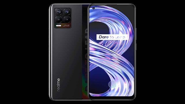 رسميًا مواصفات وسعر هاتف ريلمي 8 – Realme 8