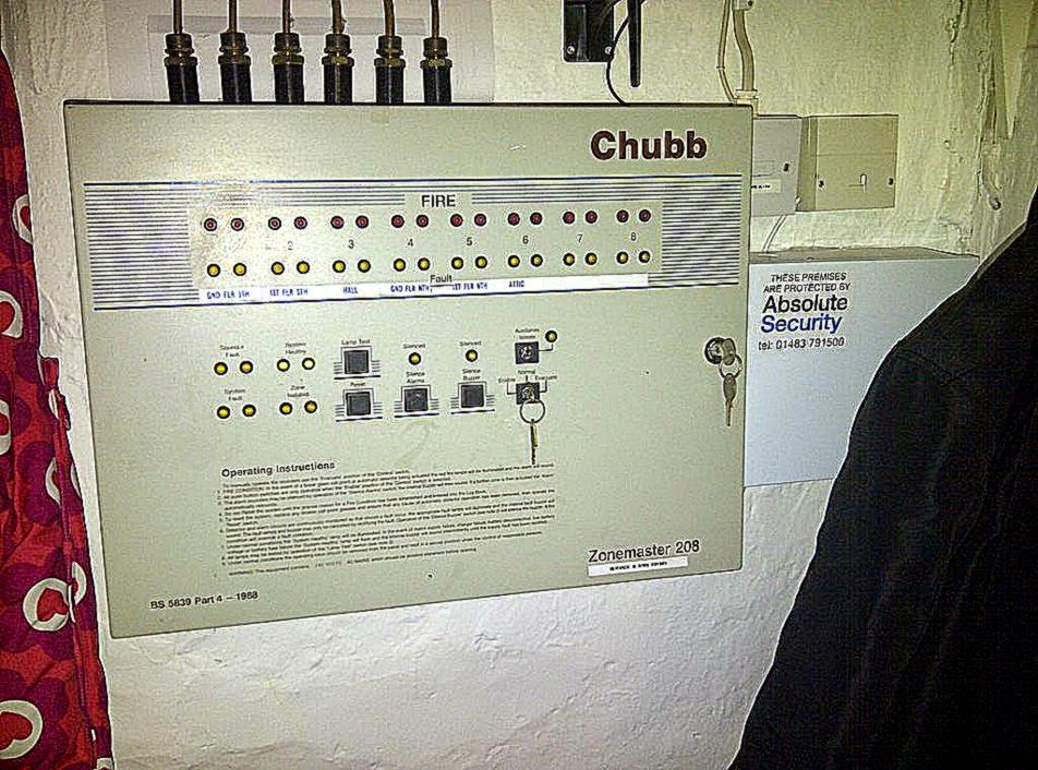Security Systems: Chubb Security Systems