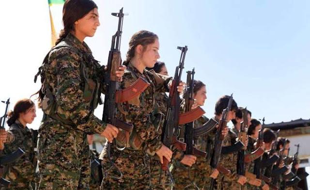 Συρία: Οι μαχητές του SDF προωθούνται κατά των θέσεων των τζιχαντιστών του ΙΚ