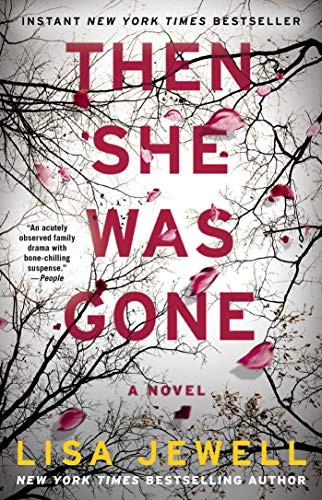 Then She Was Gone book by Lisa Jewell