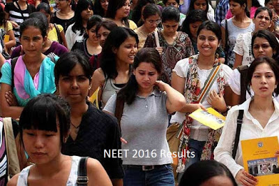 neet 2016 results, neet result 2016