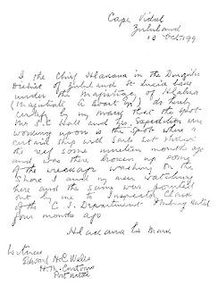 background digital handwriting letter image