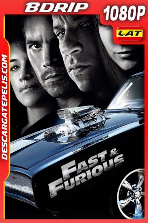 Rápidos y Furiosos (2009) 1080P BDRIP Latino – Ingles