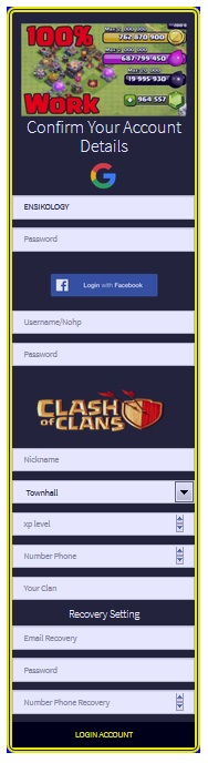 Event Clash of Clans