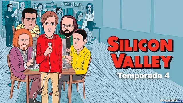 Silicon Valley Temporada 4 Completa HD Latino